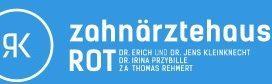 Zahnärztehaus ROT – Dr. Erich Kleinknecht, Dr. Jens Kleinknecht, Dr. Irina Przybille, Thomas Rehmert