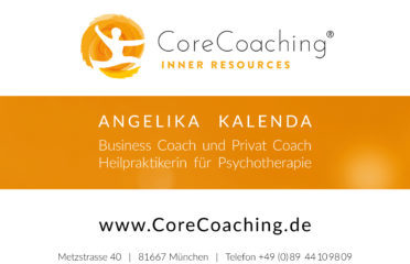 CoreCoaching – Inner Resources, Angelika Kalenda, München