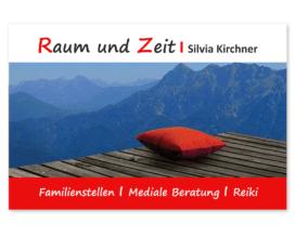 Raum und Zeit I Silvia Kirchner